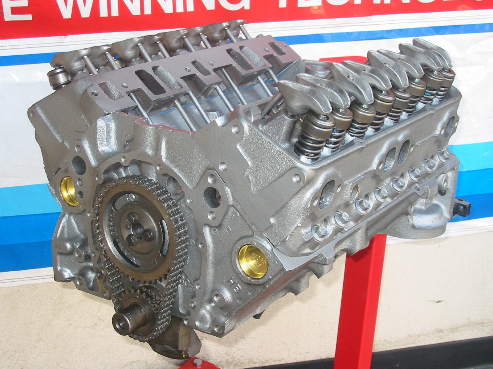 chevy 283 280 hp high performance balanced crate engine five. Cars Review. Best American Auto & Cars Review