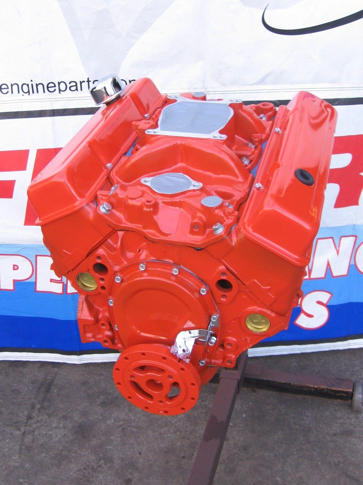 Chevy 283 280 Hp High Performance Balanced Crate Engine