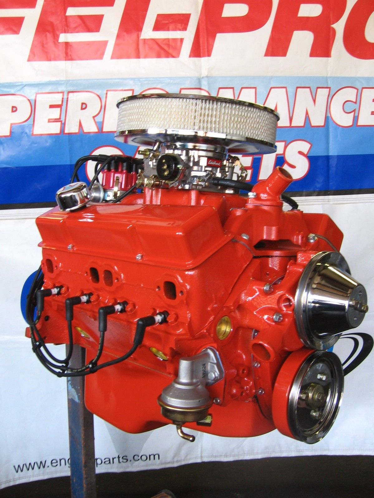 Chevy 327 / 330 HP High Performance Turn-Key Crate Engine