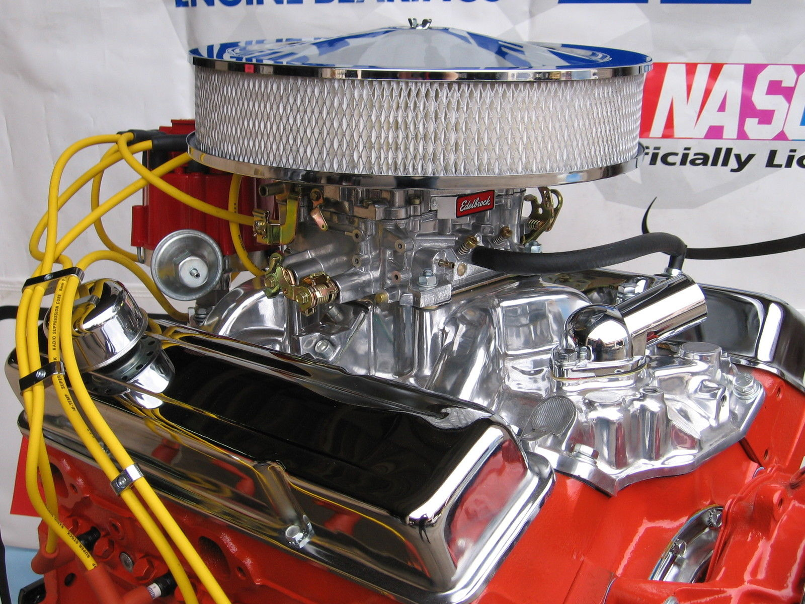 Chevy 350 325 Hp High Performance Turn Key Crate Engine
