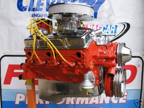 Chevy 350 / 325 HP High Performance Turn-Key Crate Engine
