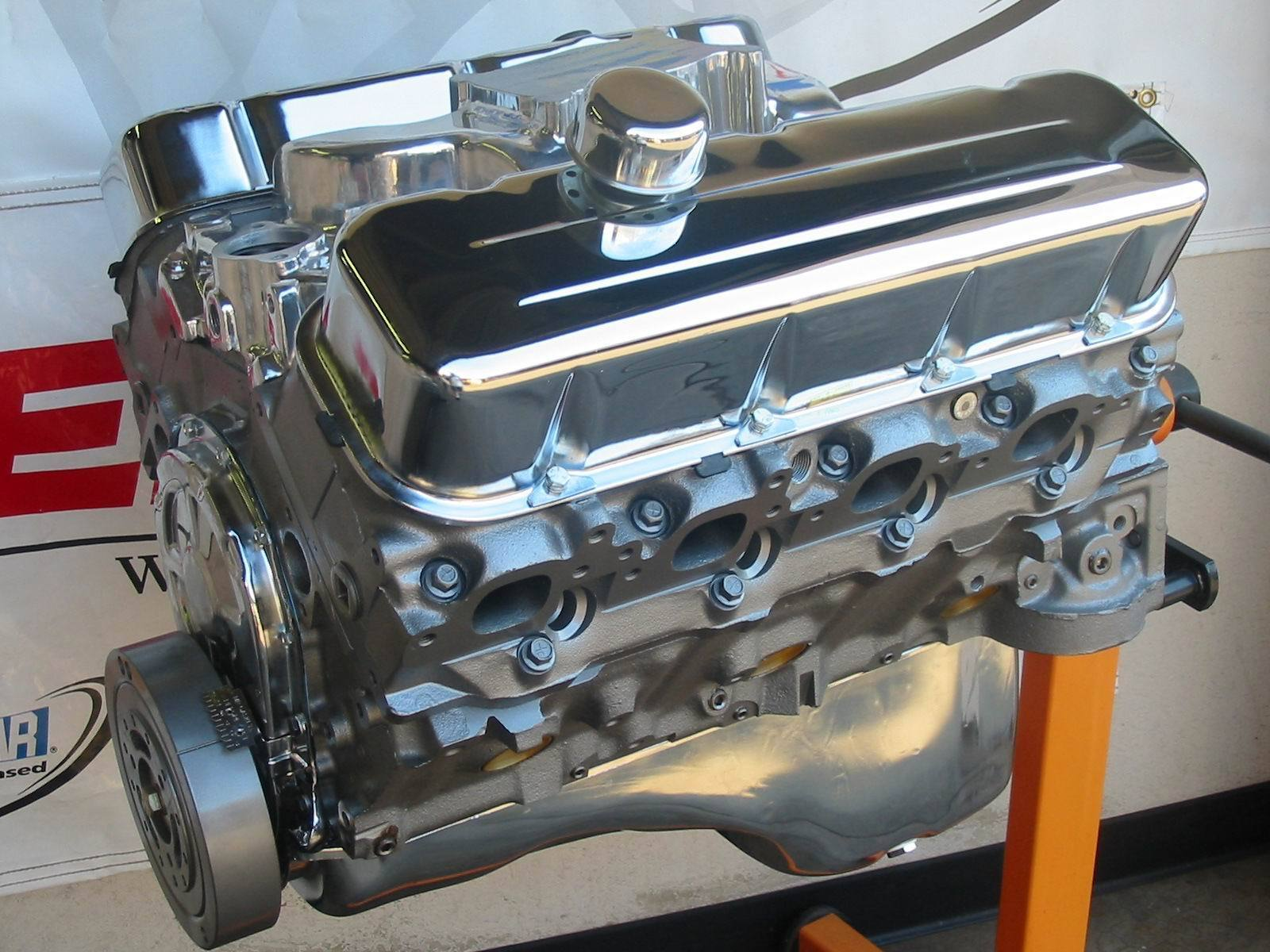 chevrolet 454 450 hp high performance turn key crate engine five. Cars Review. Best American Auto & Cars Review