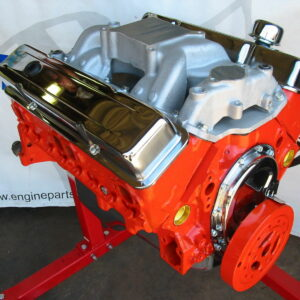 Chevy 327 330 HP High Performance Balanced Crate Engine 2