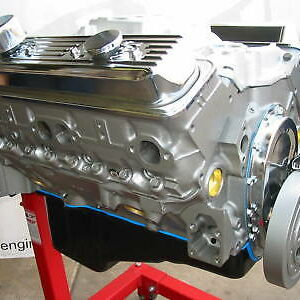 Chevy 383 350 Balanced Crate Engine 1