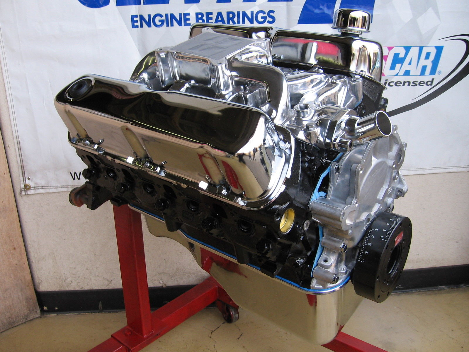 ford 302 320 hp high performance balanced crate engine