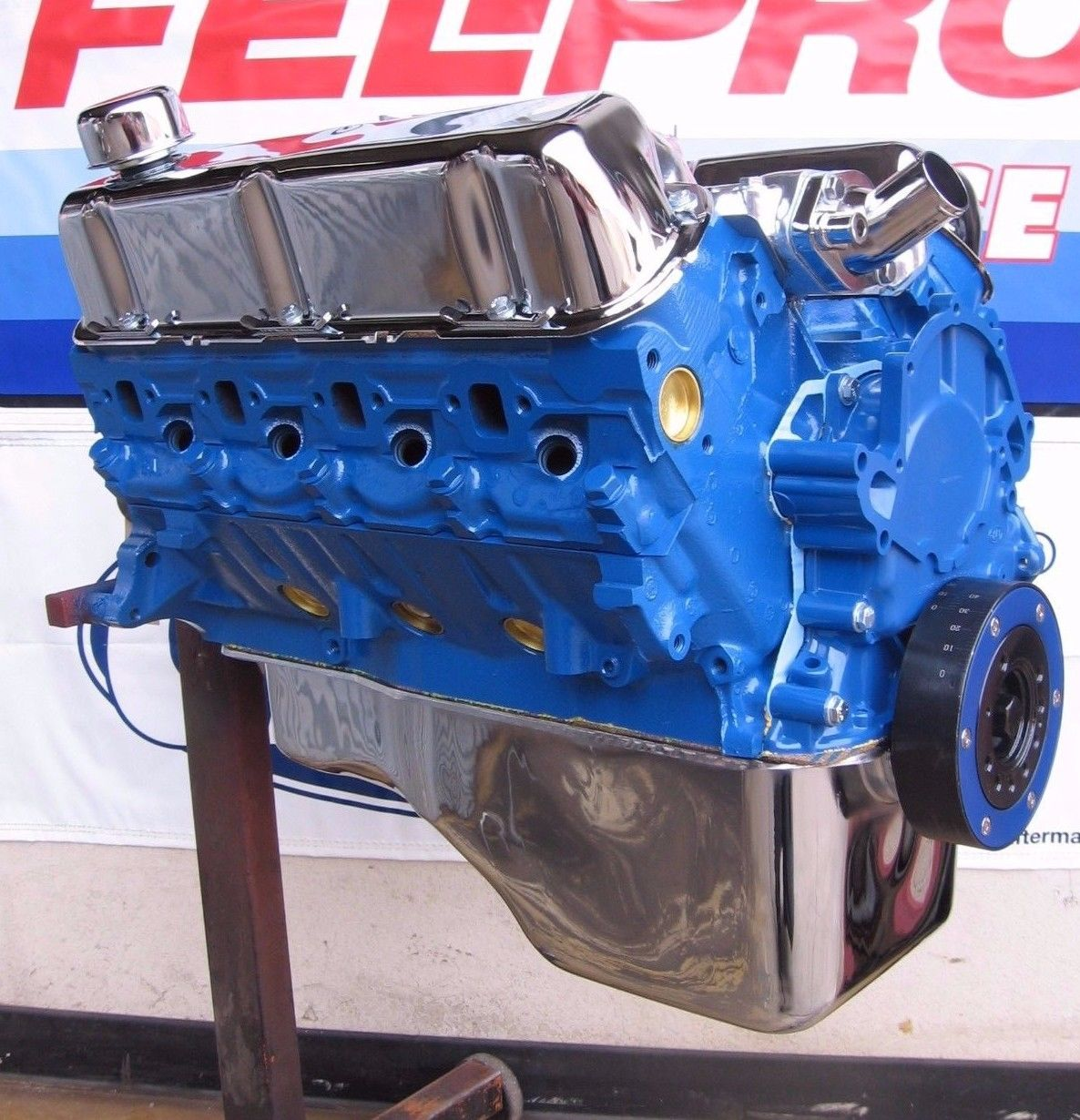 Ford 351 Windsor 345 HP High Performance Balanced Crate
