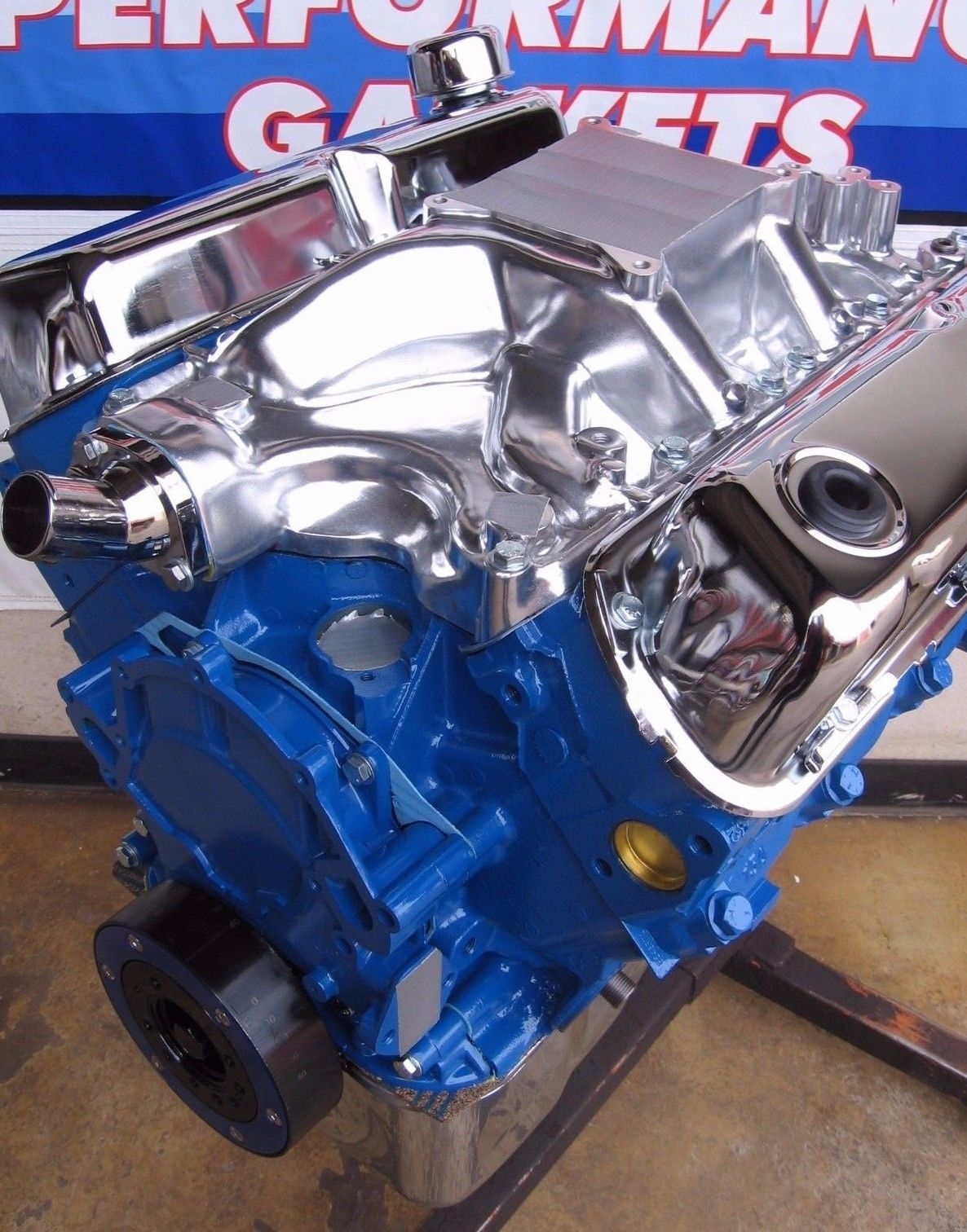 Ford Windsor Hp Crate Engine on Ford 427 Stroker Crate Engine