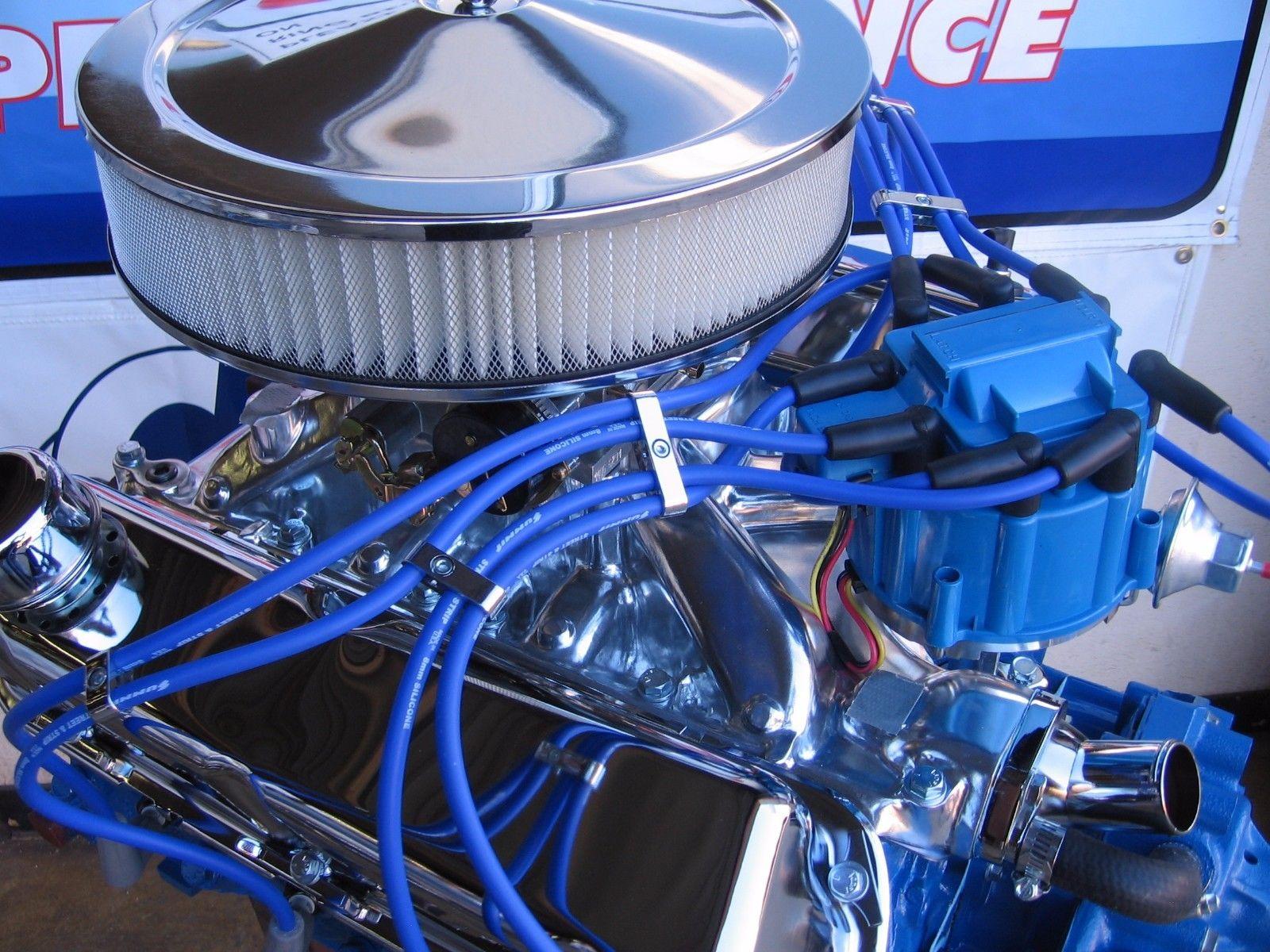 Ford 351 engine Hp Quickspecs