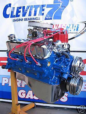 Ford 302 / 320 HP High Performance Balanced Turn-Key Crate Engine Mustang  Truck