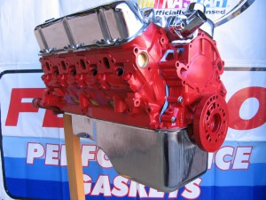 Bright Red Engine