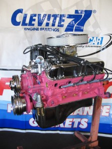 Hot Pink Engine