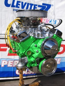 Lime Green Engine